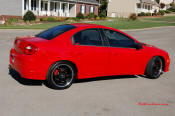 "2005 Dodge SRT-4 2.4L DOHC Turbo - 3"", 02 housing - 3"" Turbo Back Exhaust, - 3"" CAI - Brian Crower Stage 2 Cams - Monster - MSD - AEM - Walbro - Lowered - Big Turbo SOON..."