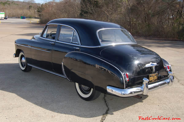 1950 Chevrolet Sedan Deluxe - Original 27,000 miles For Sale