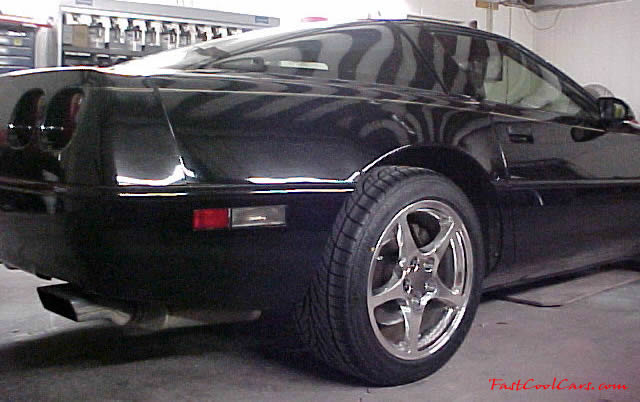 1992 Chevrolet Corvette - LT1 - 6 Speed, 300 horsepower - Fast Cool Car