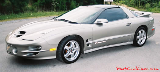 "2002 WS6 Pontiac Ram Air Trans Am LS1 M6 - ""World Record Breaker"""