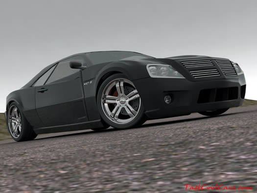 what the 2006 Charger could look like