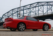 1995 Mitsubishi 3000GT VR4 Twin Turbo - All Wheel Drive - 4 Wheel Steering