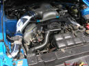1998 Mustang Cobra Convertible - 1 of 223 - Electric blue