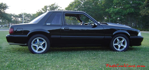 1990 Ford Mustang LX coupe - 5.0, 5-spd
