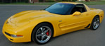 2002 Supercharged Z06 Corvette
