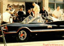 The Original Batmobile from the series in 1966-68 TV series