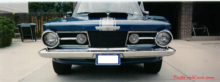1965 Plymouth Formula S Barracuda, Fast cool car