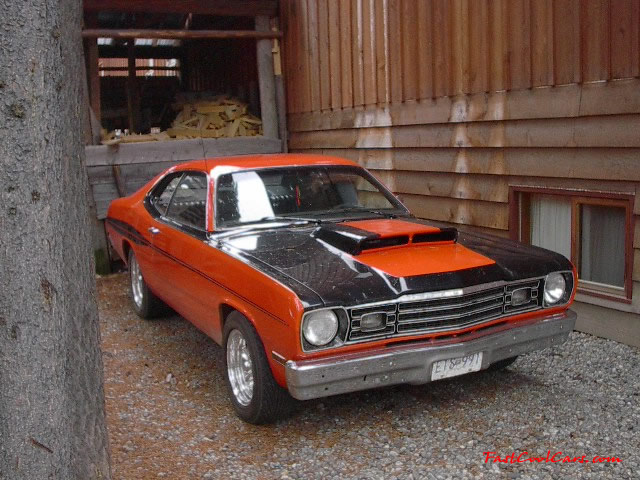 1973 Plymouth Duster - 440, with 250  H.P. nitrous