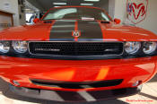 2009 Dodge Challenger SRT8 - 6.1 Hemi with 425HP, and this one is a 6 speed