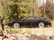 1991 Black Stealth R/T TT