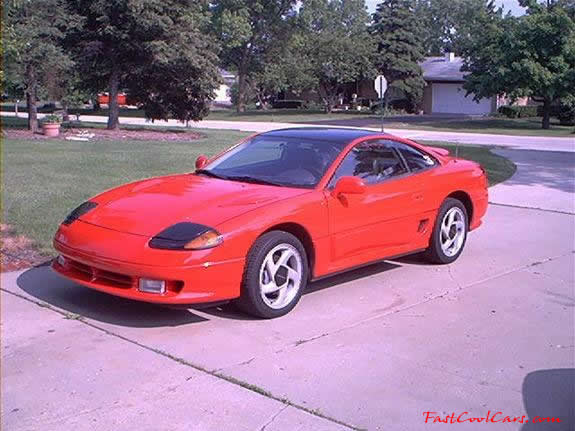 "1992 Dodge Stealth twin turbo ""Fast"" Cool Car."