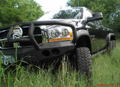 2006 Dodge Ram 3500 Mega-cab 6x6 -  A true 6x6 conversion on an extended long bed truck. 4:10 gears and 37 inch tires