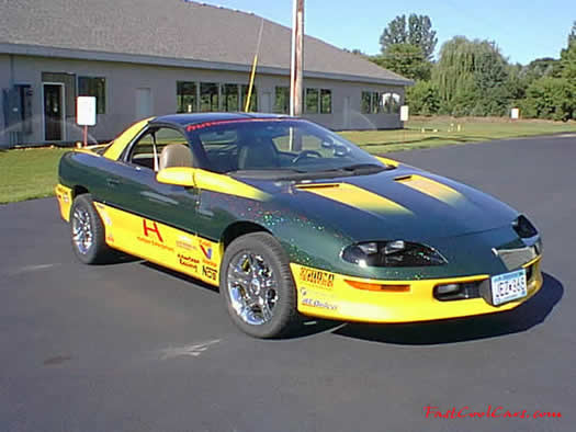 1996 Chevrolet Camaro Z-28 - Custom built supercharged LT-1.
