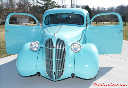 1937 Plymouth Coupe - All steel body, 400 big block Chrysler engine For Sale