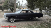 1964 Chevrolet Impala 2dr hard top with a 283 engine auto trans