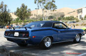 1972 Plymouth Barracuda - The last pass this car did was a 10.85 with street/drag radials and a full tank of pump gas! If you are looking for a Real Muscle Car you don't want to miss out on this Barracuda!