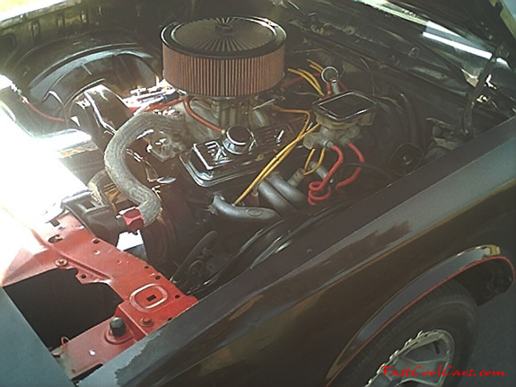 1987 Chevrolet Monte Carlo SS -  96 Vortec 350 block with 99 Vortec Heads