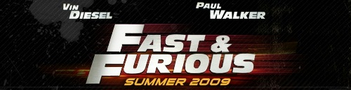 Fast Cool Cars are all through Fast and the Furious 4.