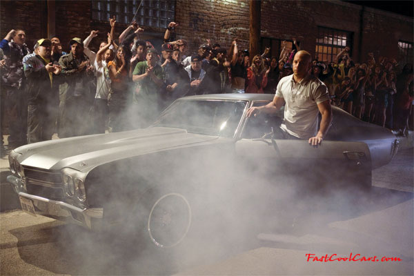 Fast and  the Furious 4 - street racing extreme, drifting, custom, speed, fast - Vin Diesel