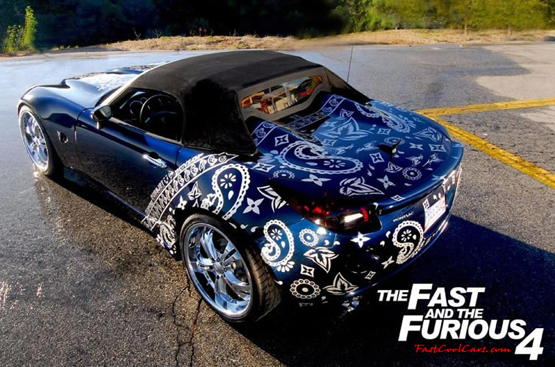 Fast and  the Furious 4 - street racing extreme, drifting, custom, speed, fast