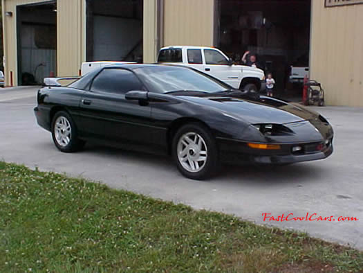 1993 Chevrolet Camaro Z28 - LT1 - 6 Speed