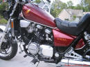 1986 Honda Magna for sale, low mileage, like new condition