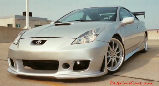 2000 Toyota Celica - Many modifications - Fastcoolcars.com