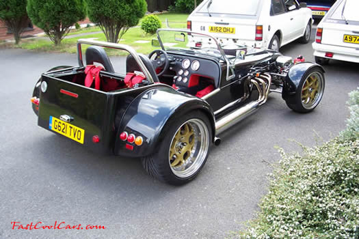 John Crewe's Custom Kit Car