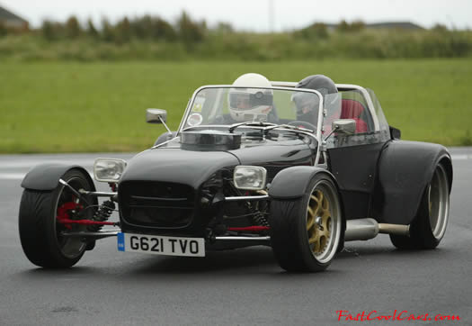 Custom Kit Car - The Car is manufactured by DJ Sportscars in the UK as a kit car.