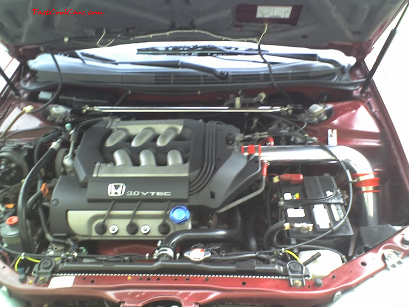1998 Honda Accord V6 - Cold air intake.