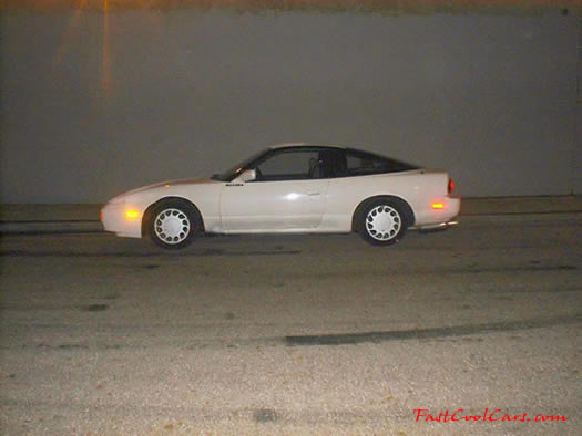 1992 Nissan 240SX many modifications, 15.3 in the quarter mile, soon will have a new engine