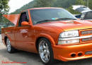 Lowriders that have been lowered, dropped, slammed, and scraping. Nice truck.