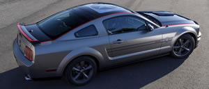 Mustang AV8R, a one off, one of a kind special production, and special all around.