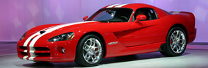 2008 Dodge Viper SRT10 One Fast Cool Car