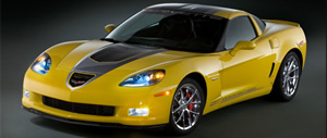 The 2009 Corvette GT1 Championship Editions