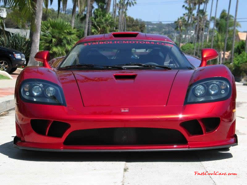 Saleen S7 - 7.0 liter 427 V8 550HP - Twin Turbo  750 - 1000 Horsepower