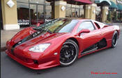 As of September 13, 2007 the SSC Ultimate Aero has been crowned the new worlds fastest car by Guinness World Records.