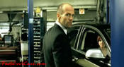 Transporter 3, with one fast cool Audi car.
