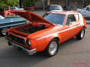 Cleveland, Tennessee Cruise-in August 28, 2005 - Yes, it is a Gremlin, but a bad V-8 and mods.