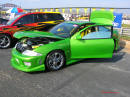 Nopi Nationals - Motorsports Supershow 2005, lime green paint looks great on imports.