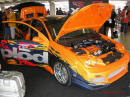 Nopi Nationals - Motorsports Supershow 2005, Xplode show car, custom paint job, and many more modifications.