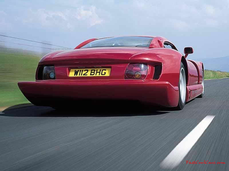 Tvr Speed 12. TVR SPEED 12 fastest.